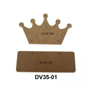 DV35-01 Kral Tacı