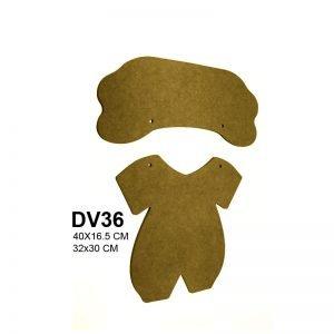 DV36 Bebek Tulumu