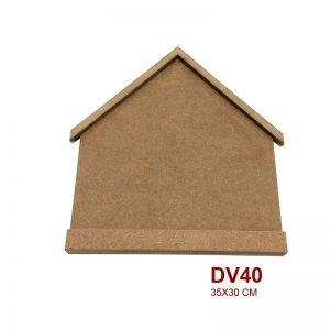 DV40 Ev Anahtarlık
