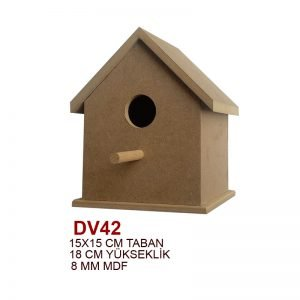 Kuş Evi DV42 3