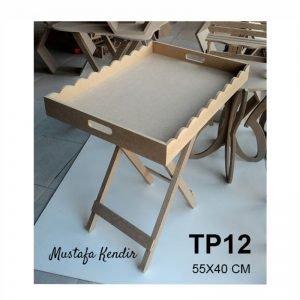 TP12 Düz Tepsi