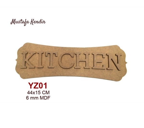 YZ01 Kitchen