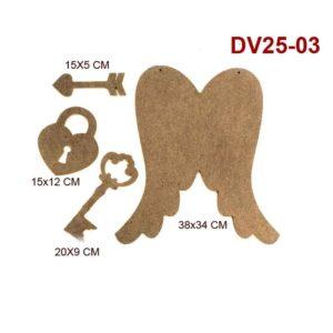 DV25-03 Melek Kanadı 8