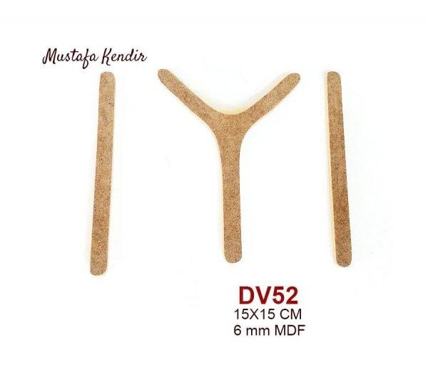 DV52 Kayı Boyu