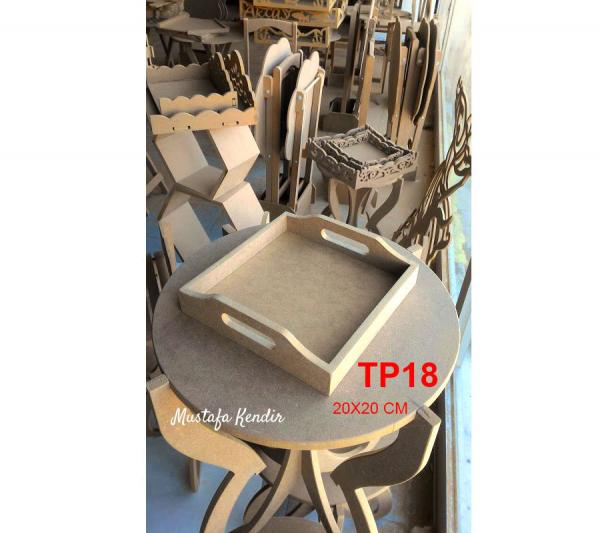 TP18 Mini Tepsi