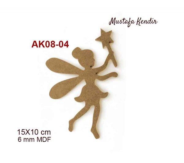 AK08-04 Peri Ahşap Aksesuar