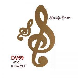 DV59 Sol Anahtarı