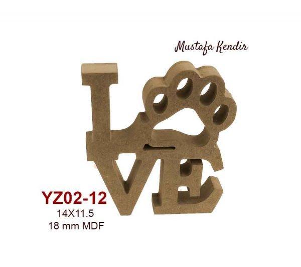 YZ02-12 Love