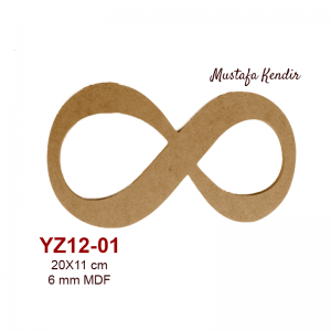 YZ12-01 Sonsuzluk işareti