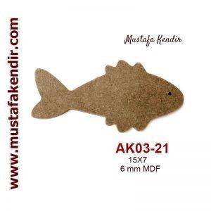 AK03-21 Balık