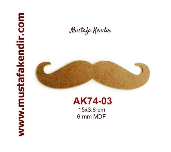 AK74-03 Bıyık