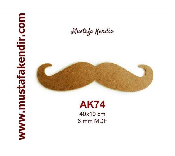 AK74 Bıyık