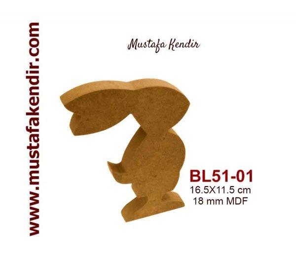 BL51-01 Erkek Tavşan
