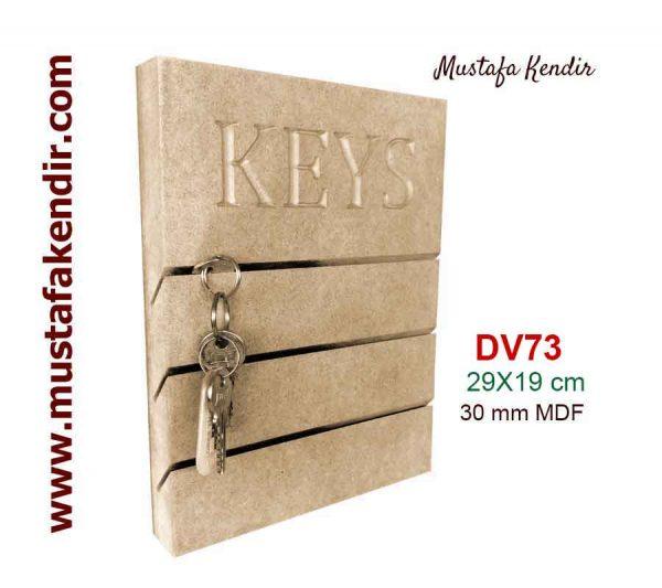 DV73-KEYS