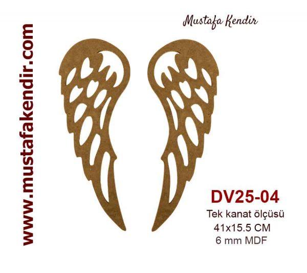 DV25-04 Melek Kanadı