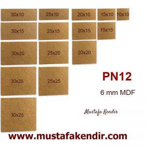 PN12 Panolar PN12 6 mm