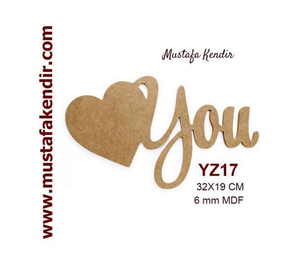 YZ17 Love You