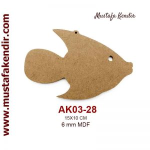 AK03-28 Balık