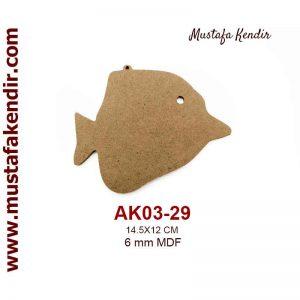 AK03-29 Balık