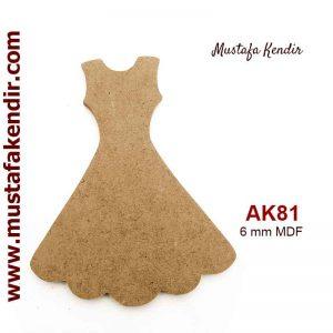 AK81 Elbise 3