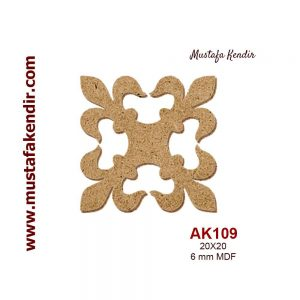 AK109 Dekoratif Süsler 2
