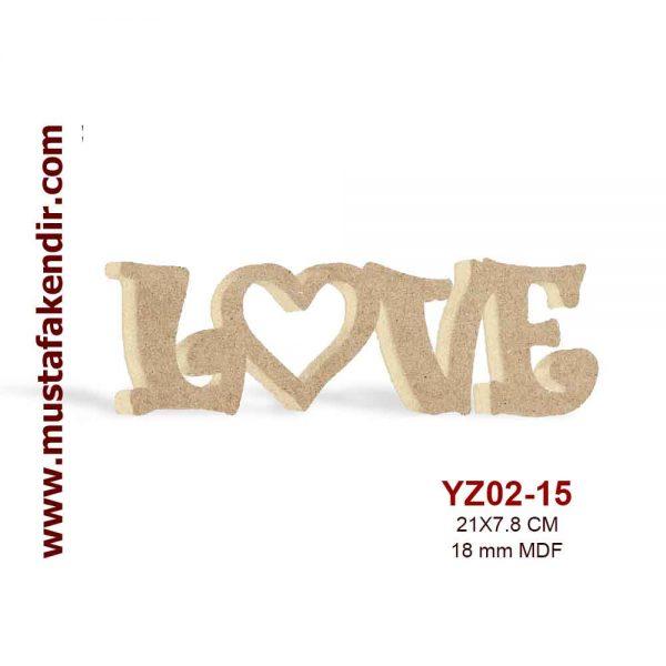 YZ02-15-LOVE