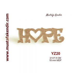 YZ20 Hope 1