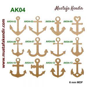 AK04 Çapalar 9