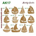 AK39-05 Geyik Boynuzları 2