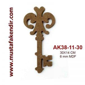 AK38-11-30 Anahtar 2