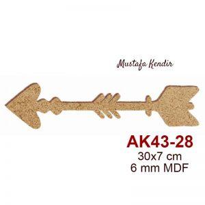 AK43-28 Ok 8