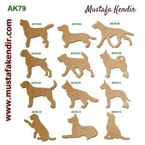 AK79 Köpekler 1