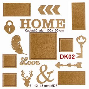 DK02 Duvar Kombini 4