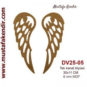 DV25-05 Melek Kanadı 4