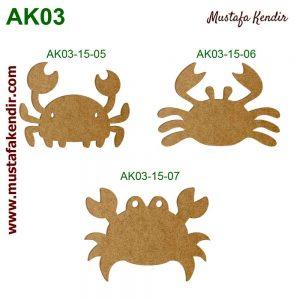 AK03-15 Yengeçler 2 7