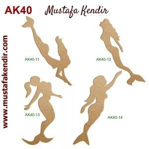 AK40 Deniz Kızları 2 2