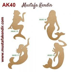 AK40 Deniz Kızları 3 9