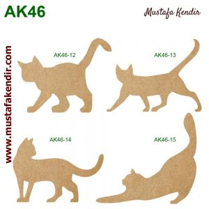AK46 Kediler 3 4