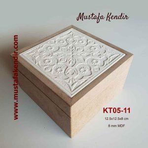 Rölyefli Kutu-KT05 3