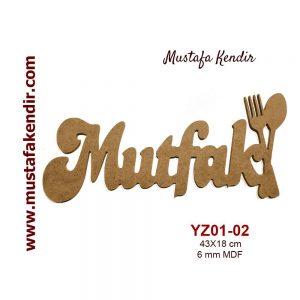 YZ01-02 Mutfak