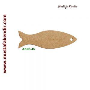 Balık AK03-45 4
