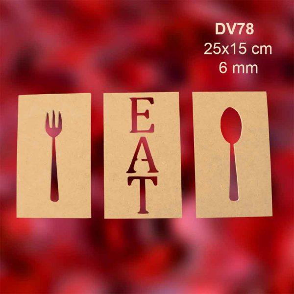 DV78-EAT-ÇATAL-KAŞIK