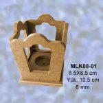 Masaüstü Mumluk MLK08-02 2