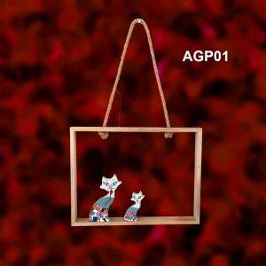 Ağaç Pano AGP01 5