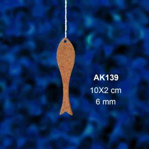 Balık AK139 5