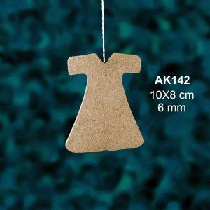 Kaftan AK142 6