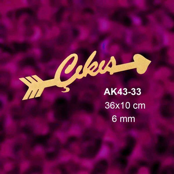 AK43-33-ÇIKIŞ