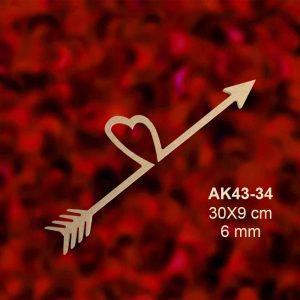 Kalpli Ok AK43-34 9