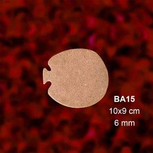 Balon Balığı Bardak Altı BA15 1