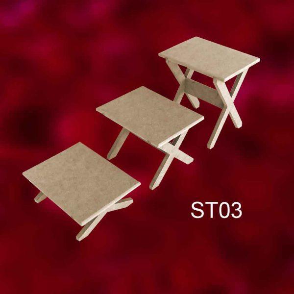 ST03-SERVİS-TABAK-STANDI